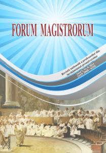 Forum Magistrorum